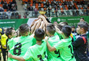 ПРЕСИНФОРМАЦИЯ – II-ри Международен детски футболен турнир